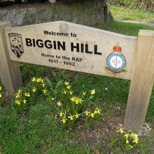 Let's move to… Biggin Hill