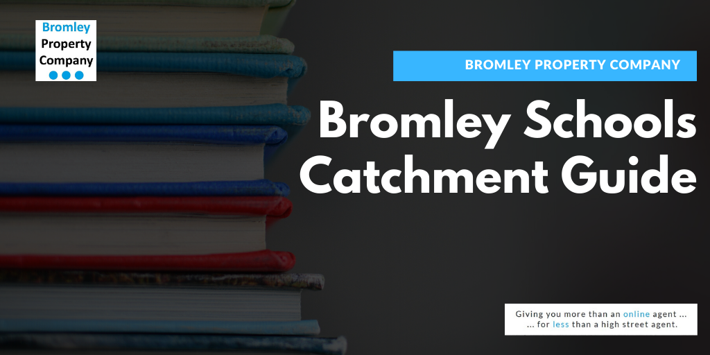 Bromley schools catchments guide