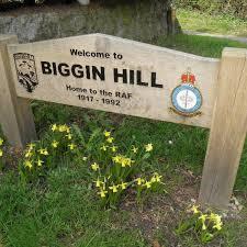 Let's move to… Biggin Hill