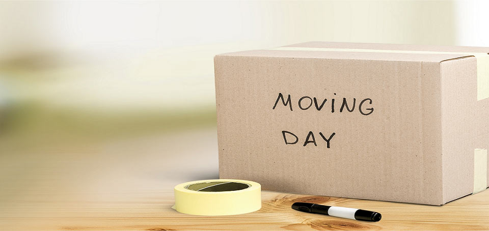 Costs to think about when moving house