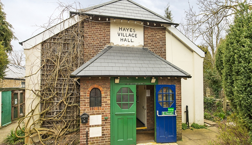 Let's move to… Hayes, Bromley