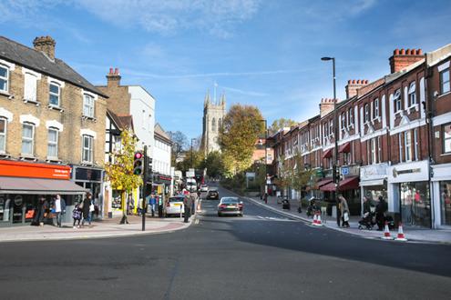 Let's move to… Beckenham