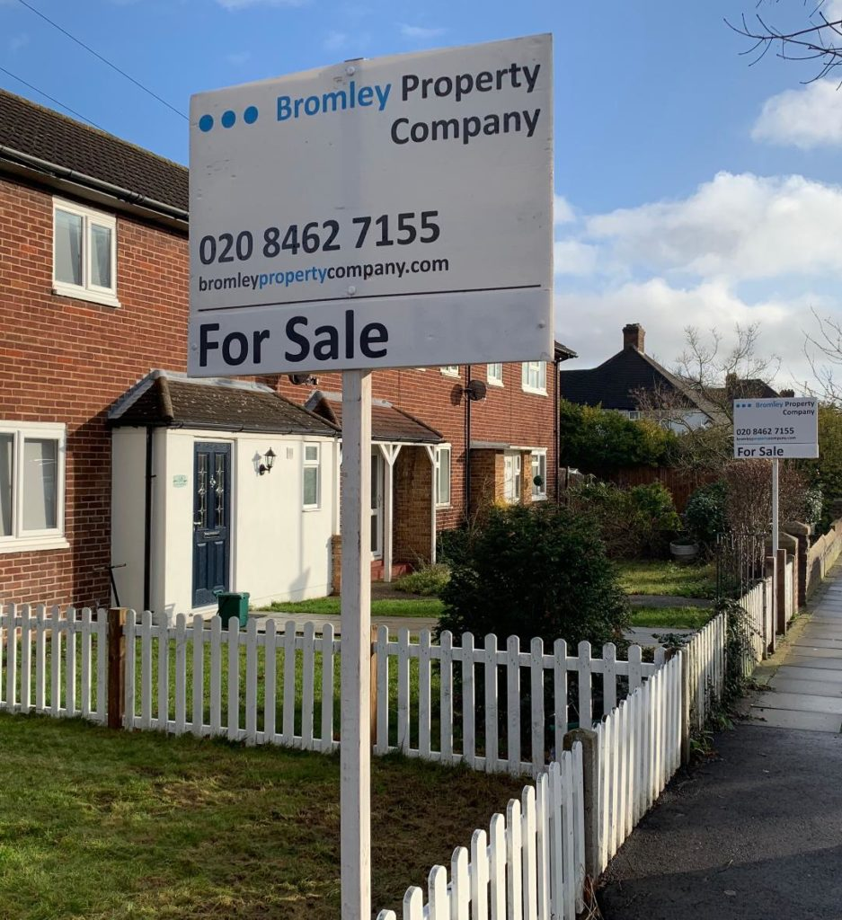 Busy times for us at Bromley Property Company!